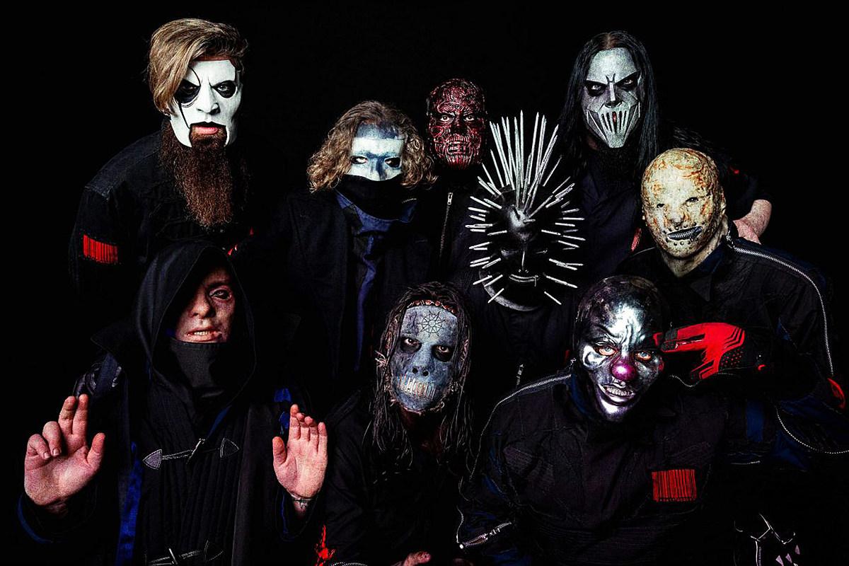Slipknot Lyon