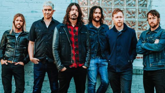 00950025 - Foo Fighters